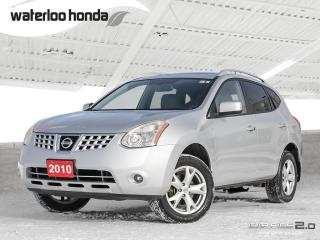 Used 2010 Nissan Rogue SL 75,300 km! Bluetooth, AWD, Leather and More! for sale in Waterloo, ON