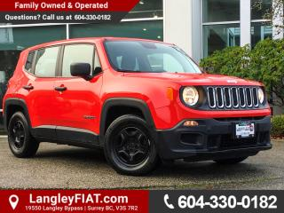 Used 2015 Jeep Renegade Sport B.C OWNED! for sale in Surrey, BC