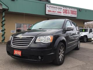 Used 2010 Chrysler Town & Country Touring $114.02 BI WEEKLY! $0 DOWN! CERTIFIED! for sale in Bolton, ON