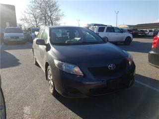 Used 2009 Toyota Corolla CE Only 67,000 KMS !!! for sale in Concord, ON