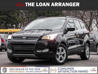 Used 2015 Ford Escape for sale in Barrie, ON