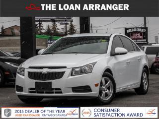 Used 2013 Chevrolet Cruze LT for sale in Barrie, ON