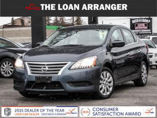 Used 2013 Nissan Sentra for sale in Barrie, ON