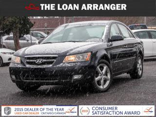 Used 2006 Hyundai Sonata GL for sale in Barrie, ON
