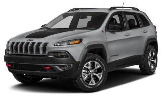 New 2018 Jeep Cherokee Trailhawk for sale in Abbotsford, BC