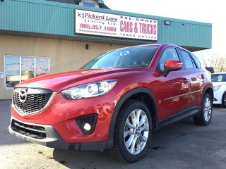 Used 2015 Mazda CX-5 GT $195.38 BI WEEKLY! $0 DOWN! CERTIFIED! for sale in Bolton, ON