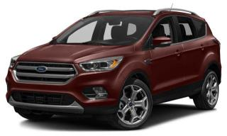 New 2018 Ford Escape Titanium for sale in Surrey, BC