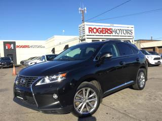 Used 2015 Lexus RX 450h AWD - NAVI - REVERSE CAM - HYBRID for sale in Oakville, ON