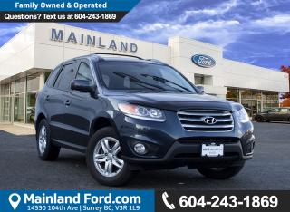Used 2012 Hyundai Santa Fe GL 3.5 Sport NO ACCIDENTS, LOCAL for sale in Surrey, BC