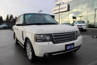 Used 2010 Land Rover Range Rover Supercharged (SC) for sale in Langley, BC