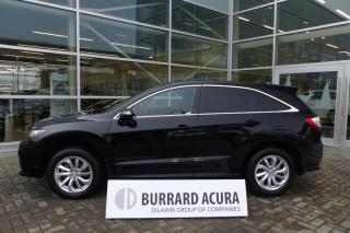 Used 2016 Acura RDX Tech at Low Kms/Remote Starter for sale in Vancouver, BC