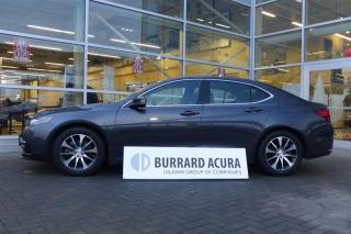 Used 2015 Acura TLX 2.4L P-AWS w/Tech Pkg Low Kms! Navi! for sale in Vancouver, BC