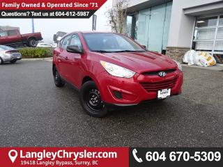 Used 2013 Hyundai Tucson GL for sale in Surrey, BC