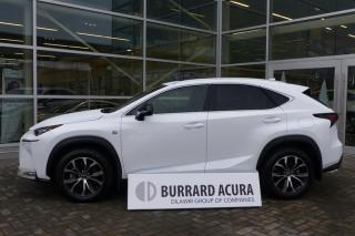 Used 2017 Lexus NX 200t 6A F-SPORT #2 PACKAGE! Like New! for sale in Vancouver, BC