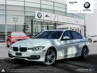 Used 2014 BMW 320i xDrive Sedan Sport Line for sale in Oakville, ON