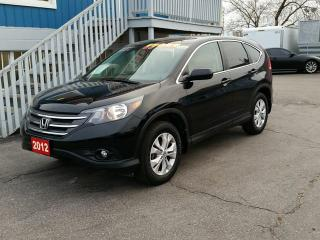 Used 2012 Honda CR-V EX AWD **Sunroof/Heated Seats** for sale in Barrie, ON