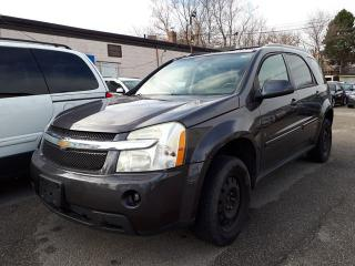 Used 2007 Chevrolet Equinox LT, SUNROOF for sale in Scarborough, ON