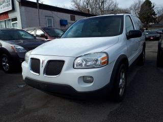 Used 2007 Pontiac Montana Sv6 DVD /LOW KM for sale in Scarborough, ON