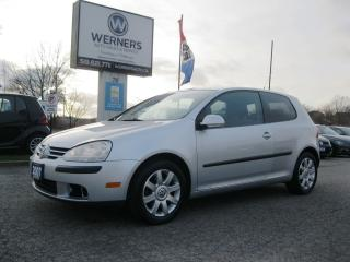 Used 2007 Volkswagen Rabbit 2-Door for sale in Cambridge, ON