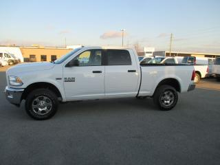 Used 2017 RAM 2500 OUTDOORSMAN.HEAVY DUTY CREW CAB for sale in London, ON