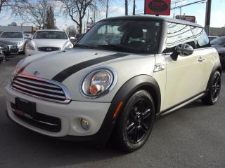 Used 2012 MINI Cooper Baker Street Edition for sale in London, ON