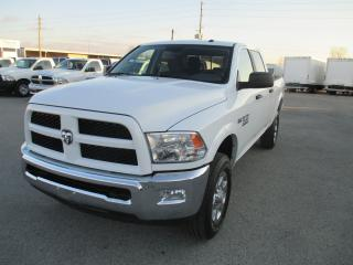 Used 2017 RAM 2500 OUTDOORSMAN>HEAVY DUTY  CREW CAB for sale in London, ON