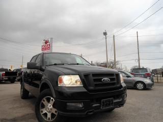 Used 2004 Ford F-150 AUTO F150 FX4 HARD 3 STAGE TONER COVER TOW HITCH for sale in Oakville, ON