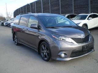 Used 2015 Toyota Sienna SEW TECH PACKAGE for sale in Toronto, ON