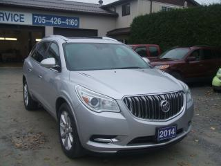 Used 2014 Buick Enclave Premium / AWD for sale in Beaverton, ON