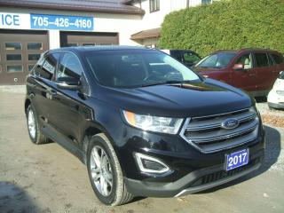 Used 2017 Ford Edge Titanum , AWD for sale in Beaverton, ON