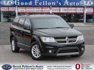 Used 2015 Dodge Journey SXT MODEL, 7 PASSENGER, 4CYL 2.4 LITER, NAVIGATION for sale in North York, ON