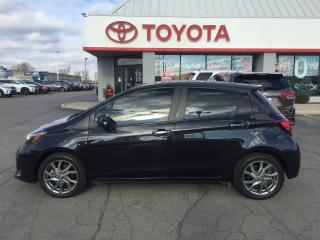 Used 2015 Toyota Yaris SE for sale in Cambridge, ON