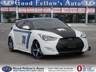 Used 2014 Hyundai Veloster COUPE, SUNROOF, 1.6 L, NAVIGATION, REARVIEW CAMERA for sale in North York, ON