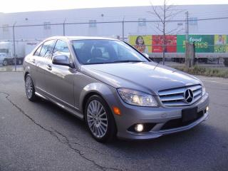 Used 2009 Mercedes-Benz C230 C230 4MATIC-LOADED,BLUETOOTH,HEATED LEATHER,SUNROF for sale in North York, ON