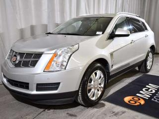 Used 2012 Cadillac SRX Luxury and Performance Collection for sale in Red Deer, AB