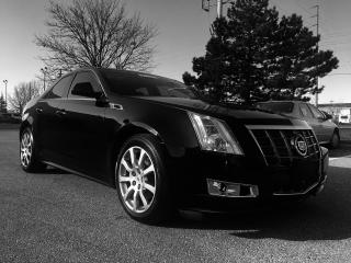 Used 2013 Cadillac CTS Luxury Edition for sale in Mississauga, ON