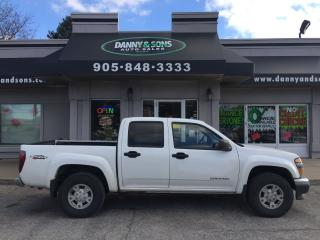 Used 2005 GMC Canyon 1SB SLE Z85 for sale in Mississauga, ON