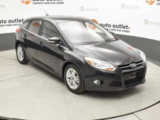 Used 2012 Ford Focus SEL for sale in Edmonton, AB