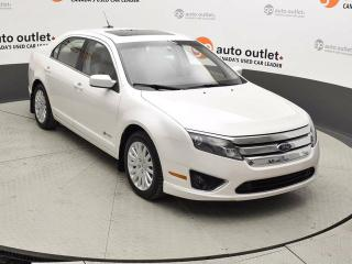 Used 2010 Ford Fusion Hybrid Base for sale in Edmonton, AB