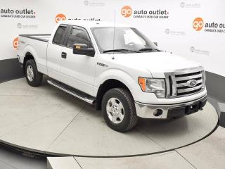 Used 2011 Ford F-150 XLT 4x4 Super Cab 8 ft. box 163 in. WB for sale in Edmonton, AB