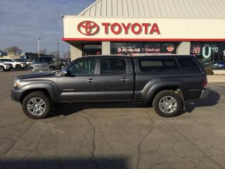 Used 2013 Toyota Tacoma for sale in Cambridge, ON