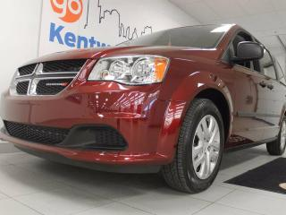 Used 2017 Dodge Grand Caravan CVP/SXT- Tough and affordable for anything life throws at you. for sale in Edmonton, AB