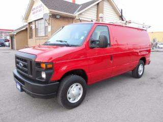 Used 2009 Ford E-250 CARGO 4.6L Rack Divider Shelving ONLY 150,000KMs for sale in Etobicoke, ON