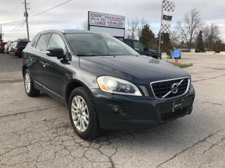 Used 2010 Volvo XC60 T6 R-Design for sale in Komoka, ON