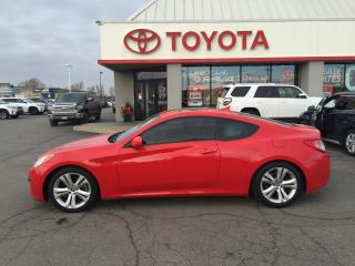Used 2012 Hyundai Genesis Coupe Premium for sale in Cambridge, ON