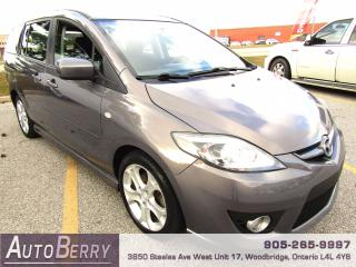 Used 2008 Mazda MAZDA5 GS - 2.3L - 6 PASSENGER for sale in Woodbridge, ON