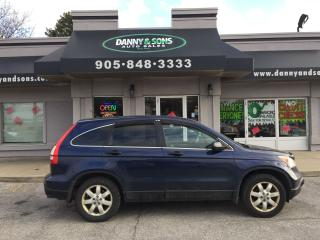 Used 2008 Honda CR-V EX NO EMAILS PLEASE PHONE CALLS ONLY for sale in Mississauga, ON