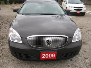 Used 2009 Buick Lucerne leather for sale in Ailsa Craig, ON