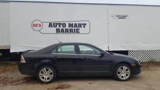 Used 2009 Ford Fusion SEL for sale in Barrie, ON