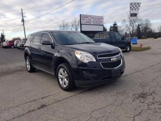 Used 2010 Chevrolet Equinox LS for sale in Komoka, ON